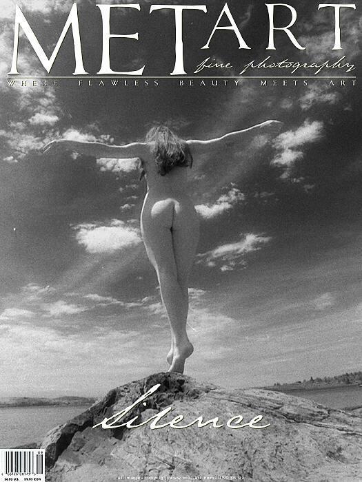 加拿大人体裸模外拍主题silence