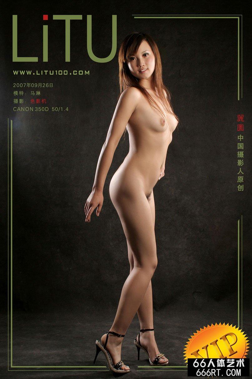 美模马琳07年9月26日棚拍